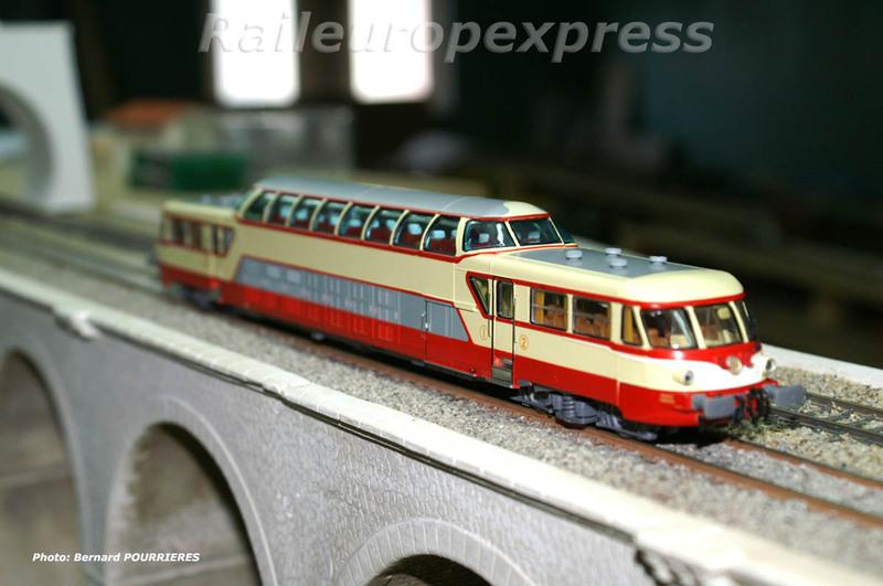 Autorails à voie normale X420010