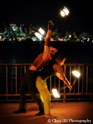Fire Spinning in Seattle // Flow Arts Topic 611