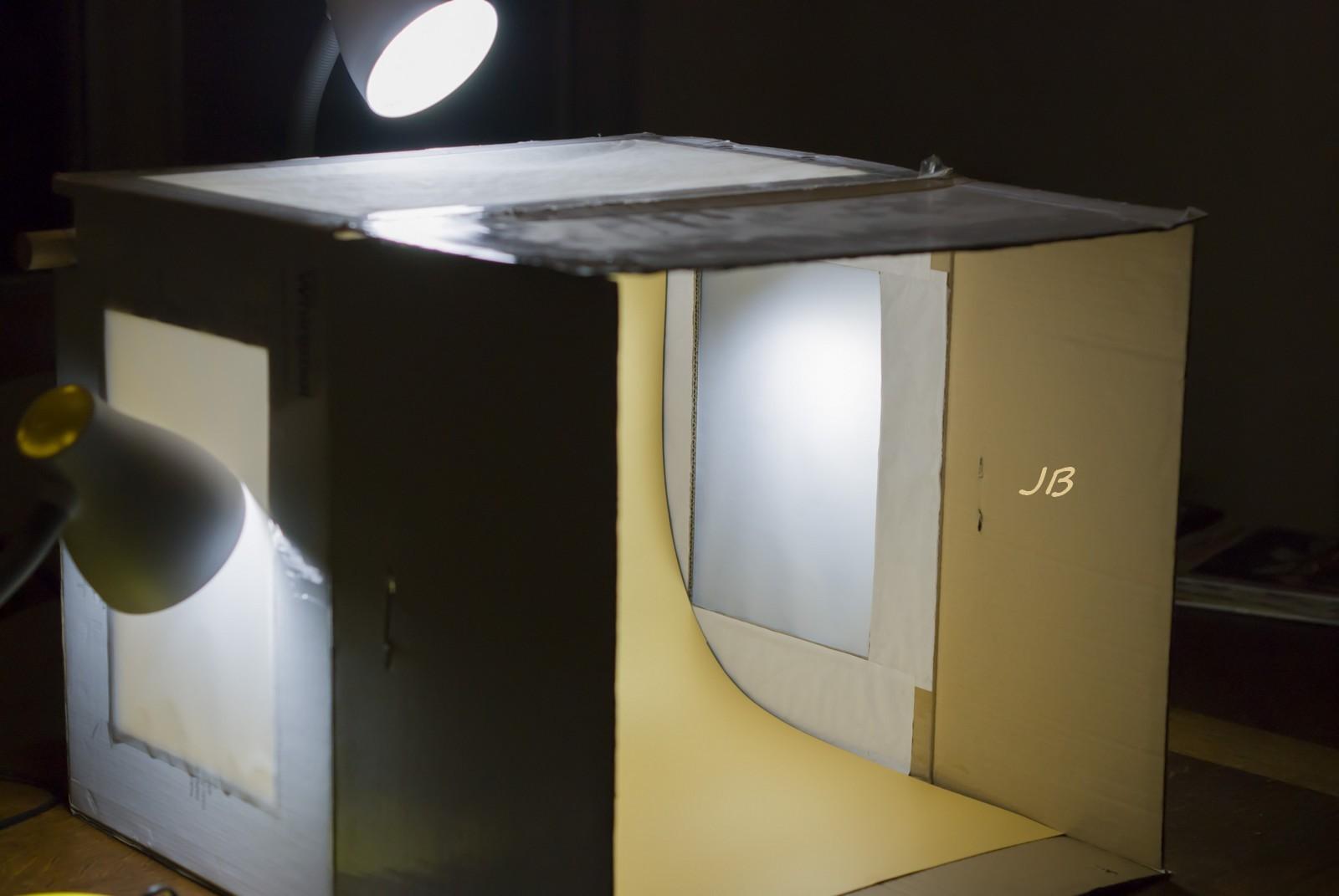 Mini studio photo  ou boite à lumière (réalisation) - Page 2 Dsc08412