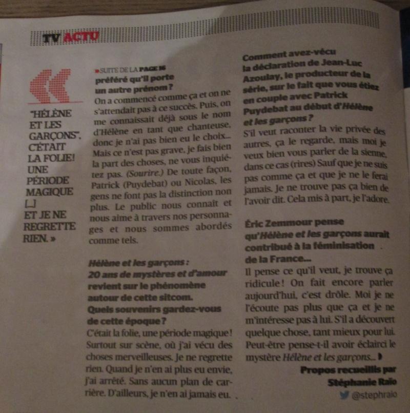 Articles presse et internet Saison 8 - Page 4 Articl11