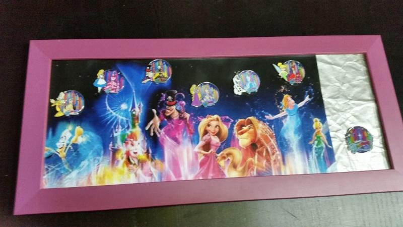 Le Pin Trading à Disneyland Paris - Page 3 20141010