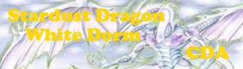 Stardust Dragon White Dorm