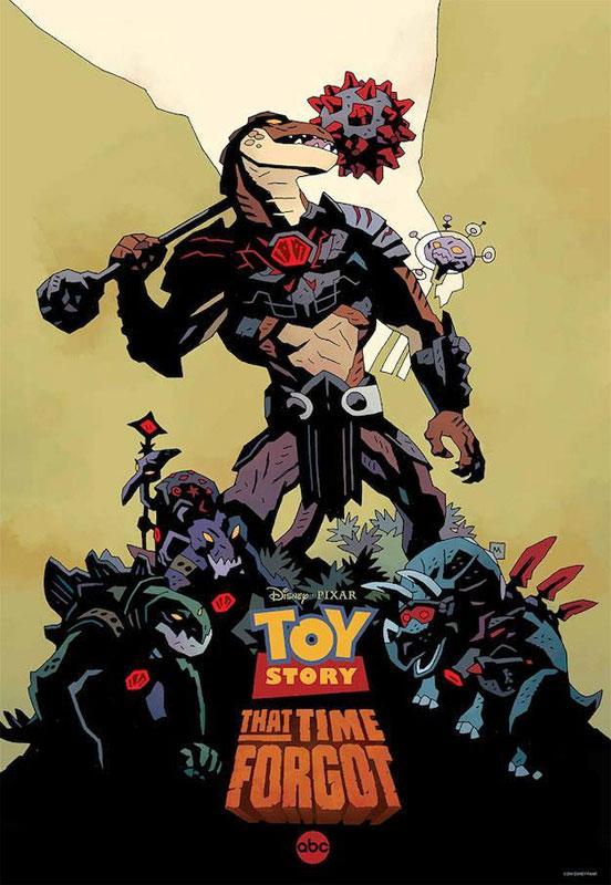 Toy Story : Hors du Temps [Pixar - 2014] Toysto10
