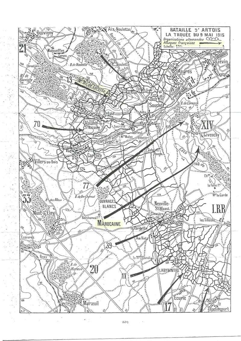 bataille de l'artois en 1915 Lorett26