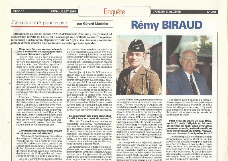 chasseurs en Algérie Remy_b10