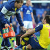 Olivier Giroud could be out for 3 months Giroud10