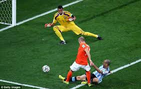 MASCHERANO WIN THE GAME FOR ARGENTINE YESTERDAY...True or False Mscra210