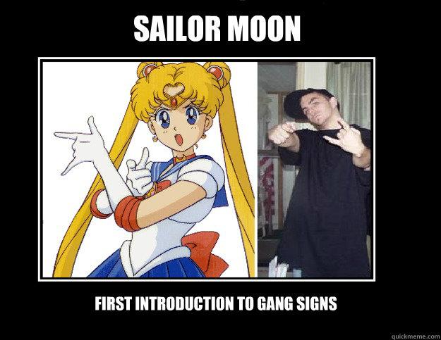 Sailor Moon Memes C7a58510