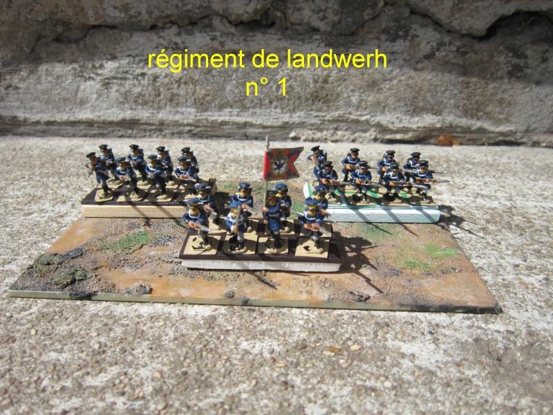 armée prussienne 1815 minifig 15 mm Img_2317
