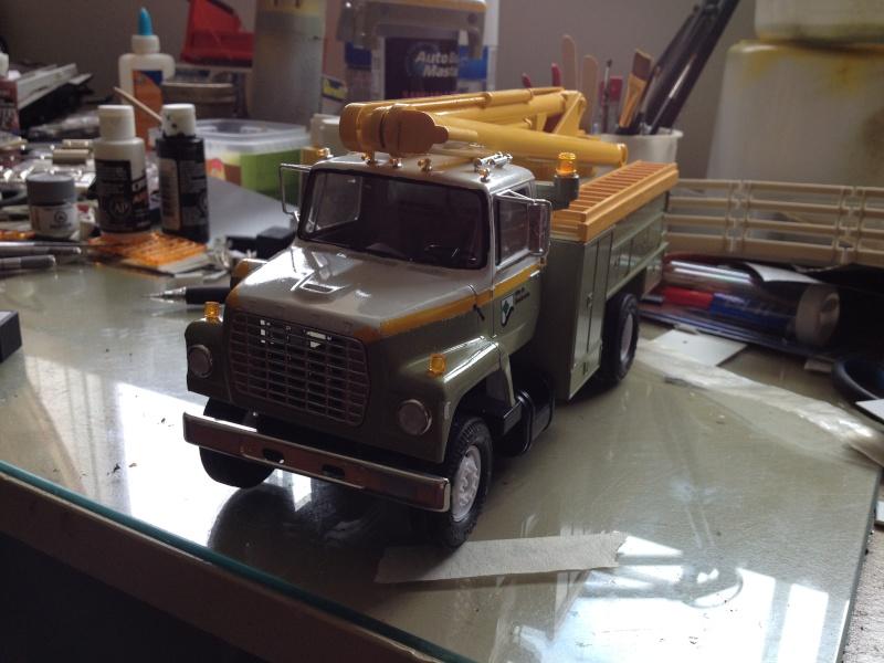 ford hydro sherb. 8210