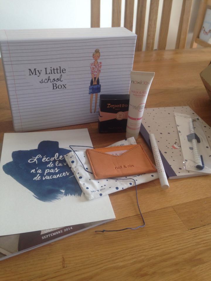 "[Septembre 2014] My Little Box ""School Box"" - Page 4 10541910"