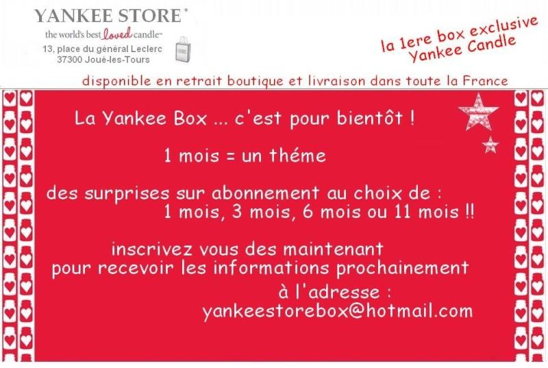 Yankee Box  10662110