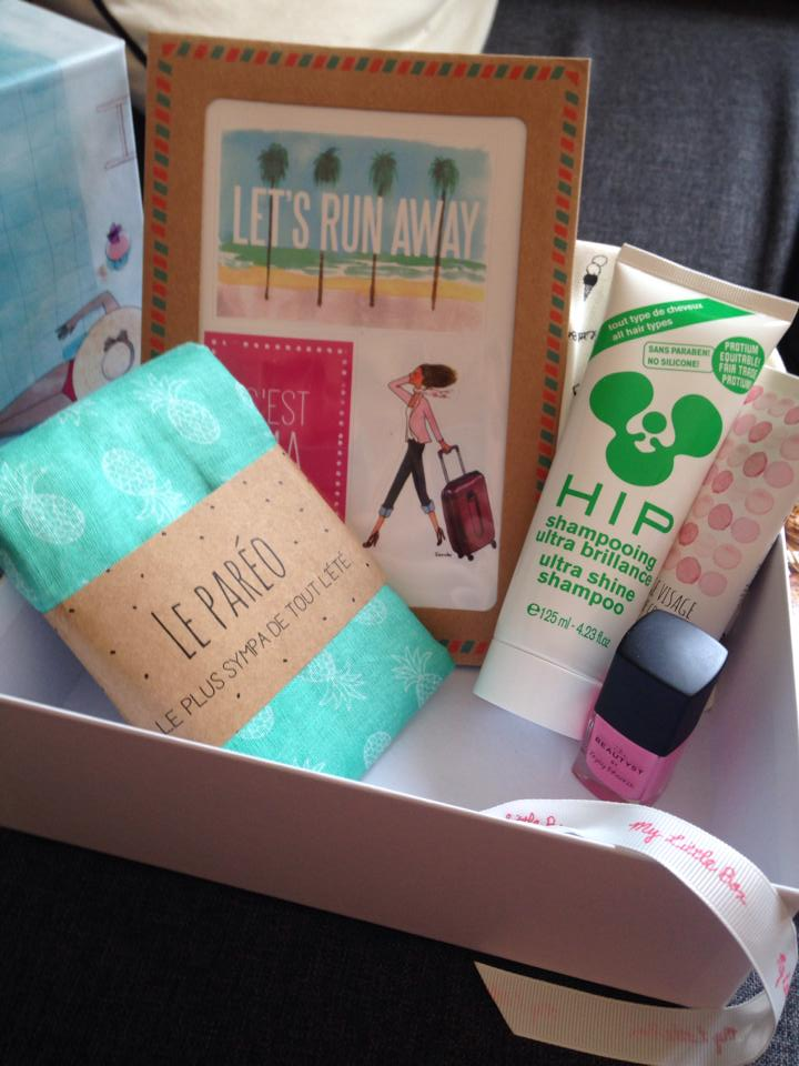 "[Juillet 2014] My Little Box ""Summer Box"" - Page 6 19374510"