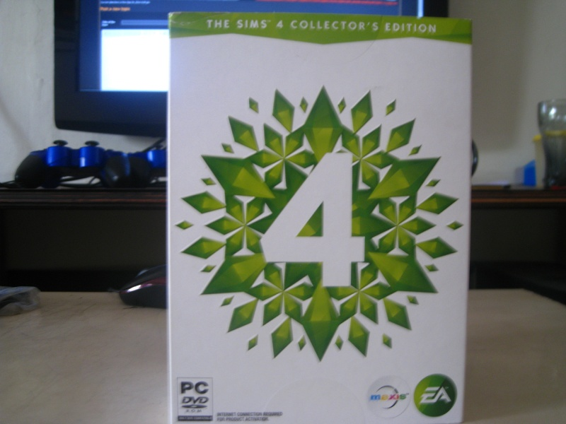 The Sims 4 Collectors Edition Unboxing Img_1411