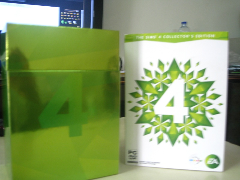 The Sims 4 Collectors Edition Unboxing Img_1412