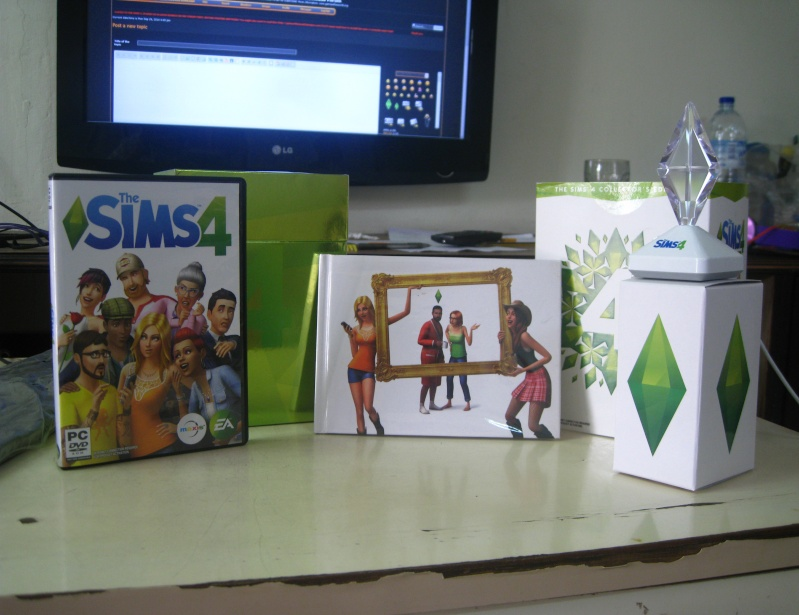 The Sims 4 Collectors Edition Unboxing Img_1413