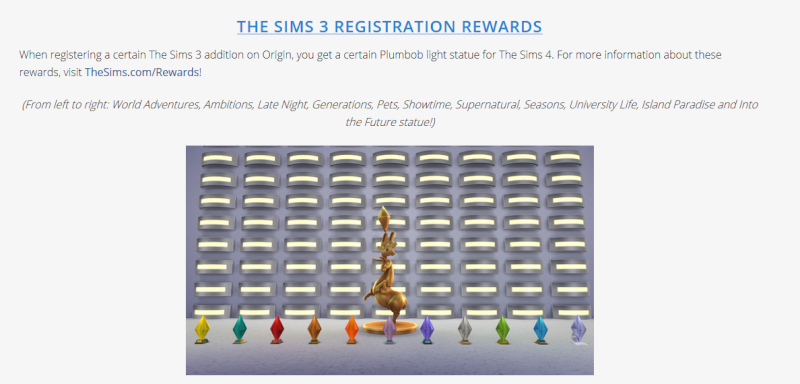 The Sims 4 Rewards and P.R.I.M.A 3000 DLCs (CLOSED) Pretty13