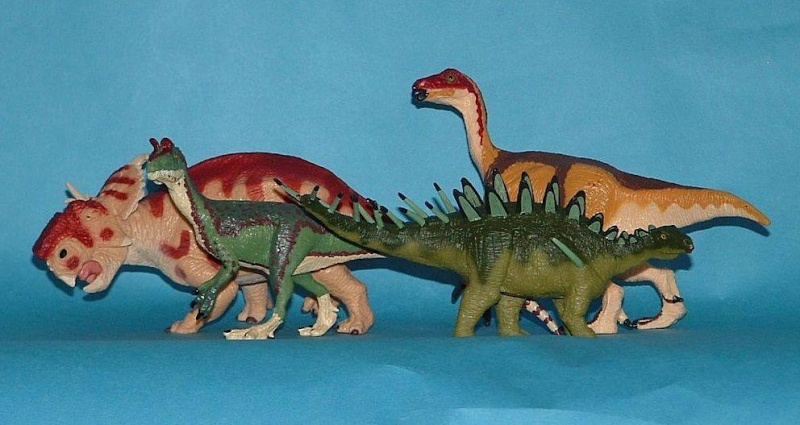 Reissue of Battat Dinosaur Range with New Models in U.S. Target stores!!! 10446210