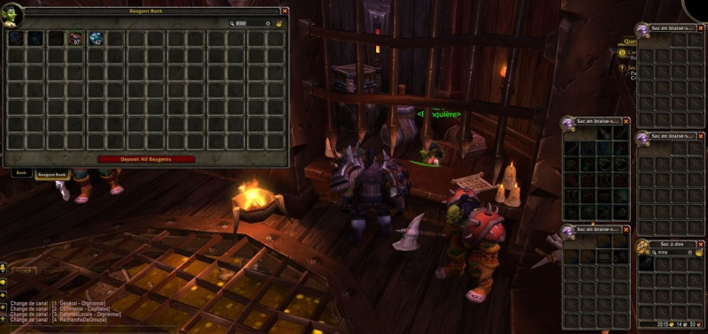 Stockage à Warlords of Draenor Banque10