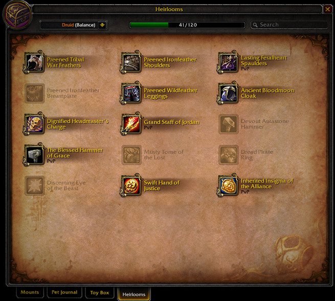 Stockage à Warlords of Draenor Heri10