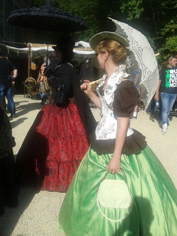 Steampunkconvention au Luxembourg.. 20140912