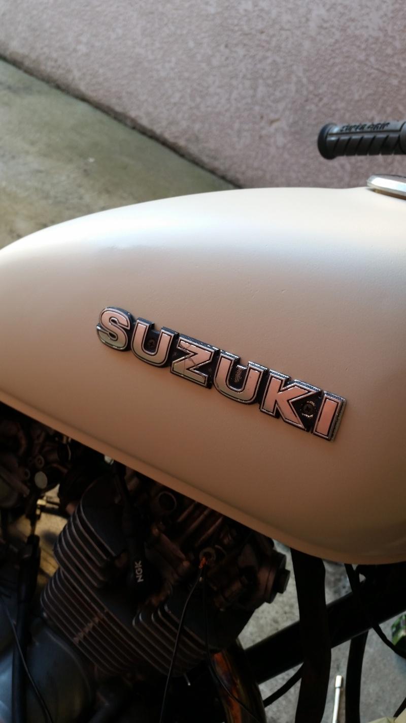 Suzuki 125GN Scrambler - Page 3 20141210