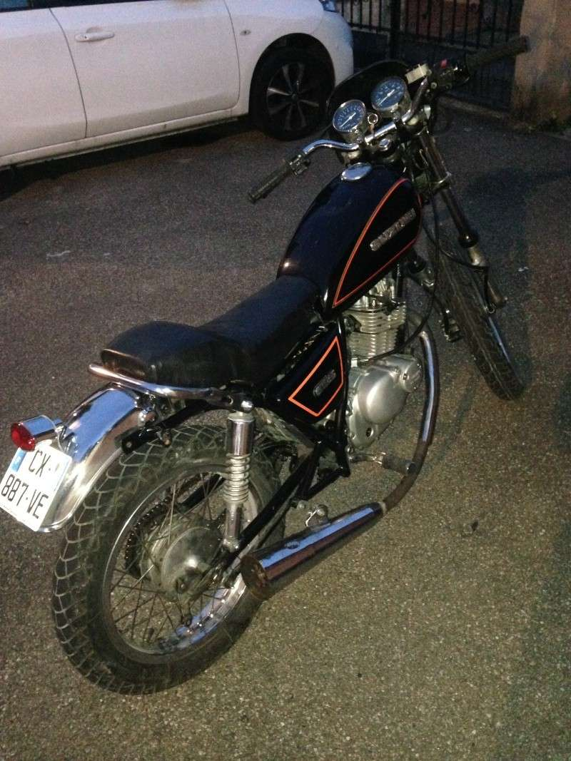 Suzuki 125GN Scrambler - Page 2 Img_8610