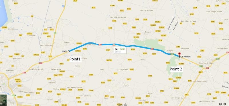 2014: le 16/08 à 01h00 - une vingtaine je penseBoules lumineuses oranges - CramChaban - Charente-Maritime (dép.17) Juny1710