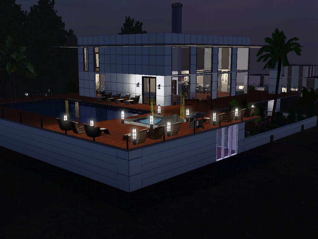 La maison moderne Screen12
