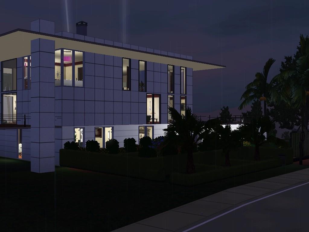 La maison moderne Screen13