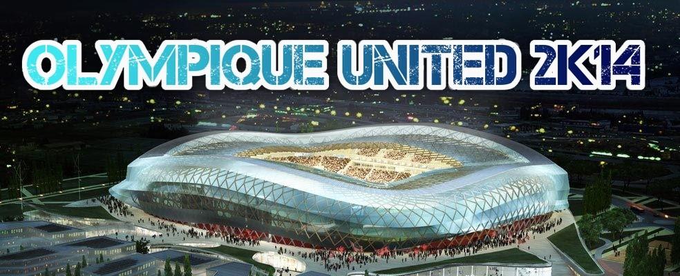 Olympique United - Club Pro FIfa 14
