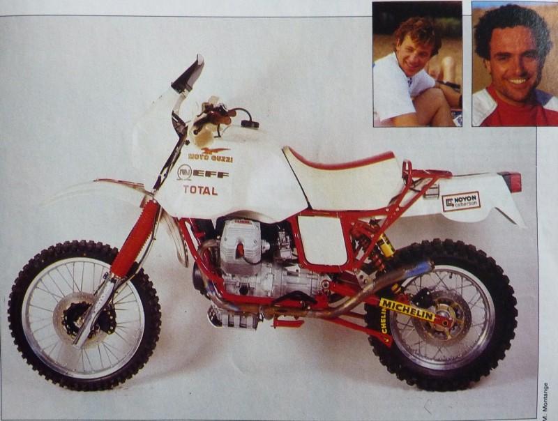 dakar du bon vieux temps - Page 4 Dakar110