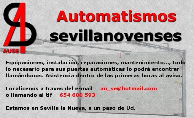 Automatismos y Cerrajería Publi110