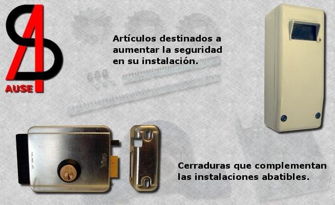 Automatismos y Cerrajería Publi111