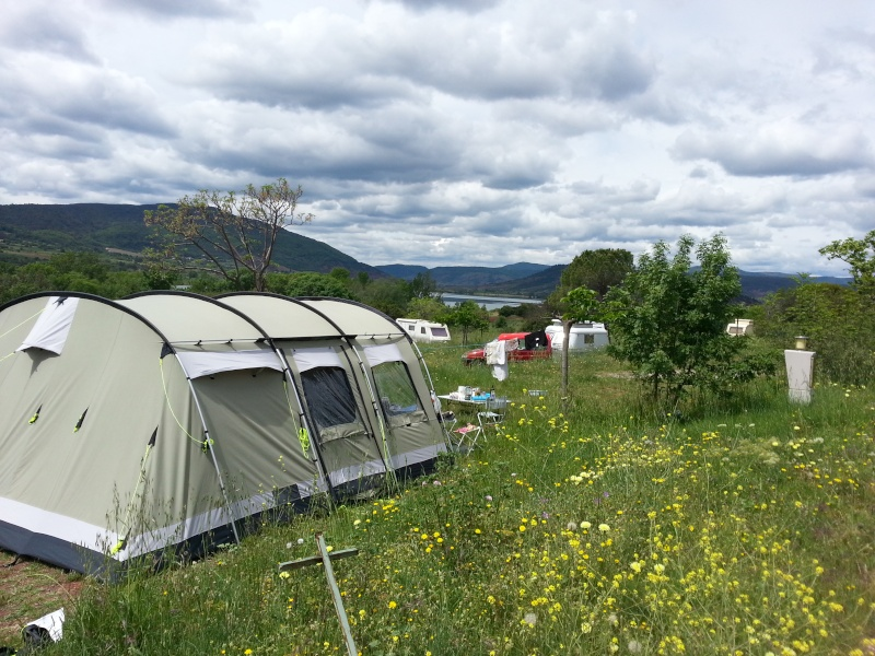 Camping Municipal au Lac du Salagou à Paques 2013-010