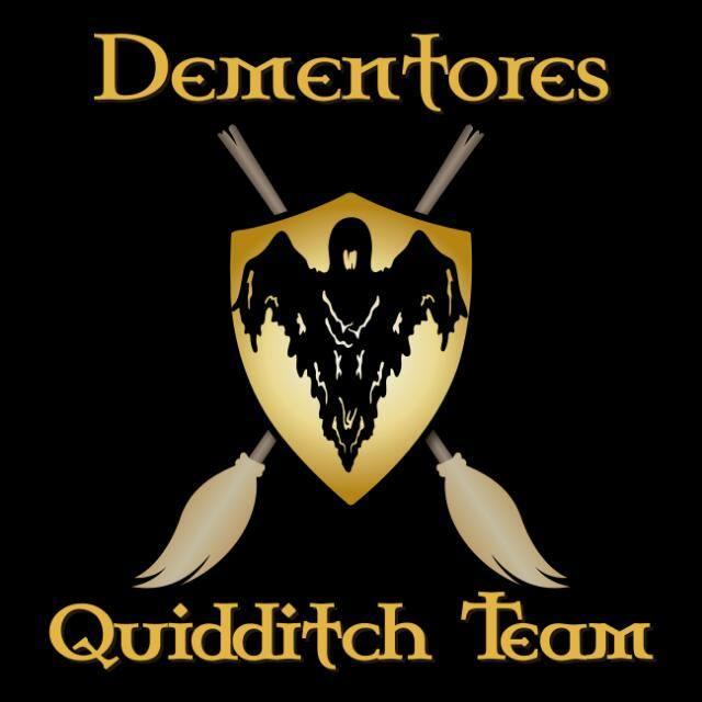 Dementores de A Coruña, Equipo de Quidditch Logo_f11