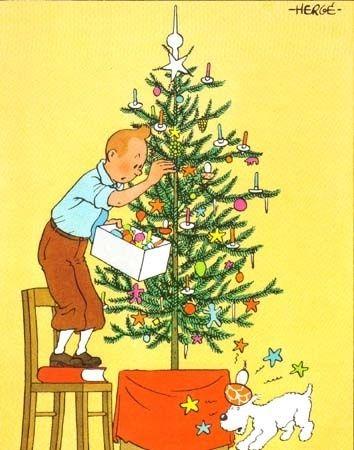 Joyeux Noel à Tous Tintin10