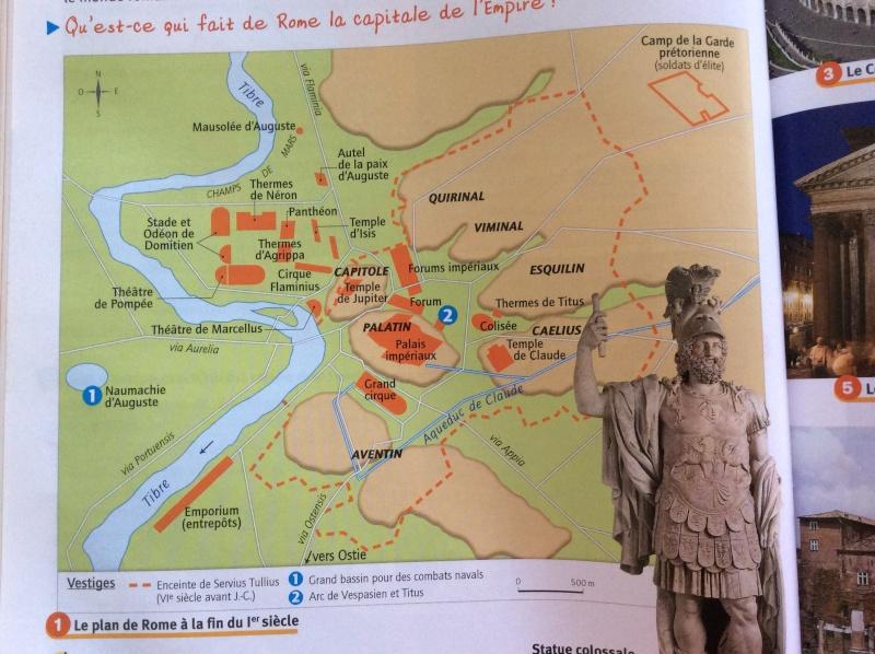 Plan de la Rome antique Image11