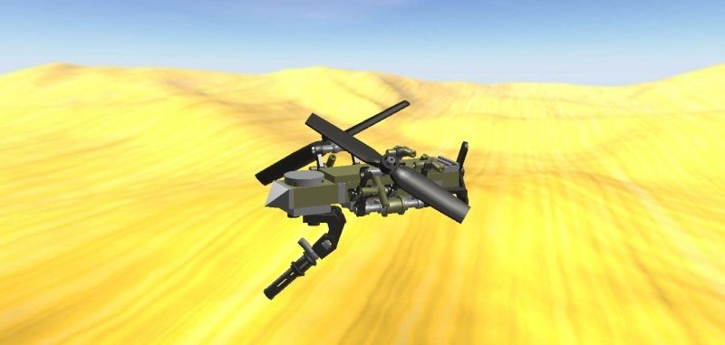 Unmanned Aerial Vehicles Drones10