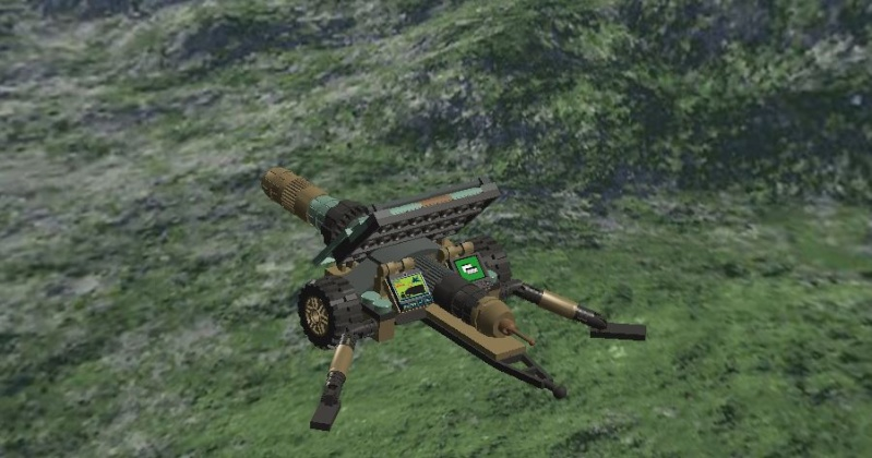 TAU-4 Towed Artillery Unit Ta-4_210