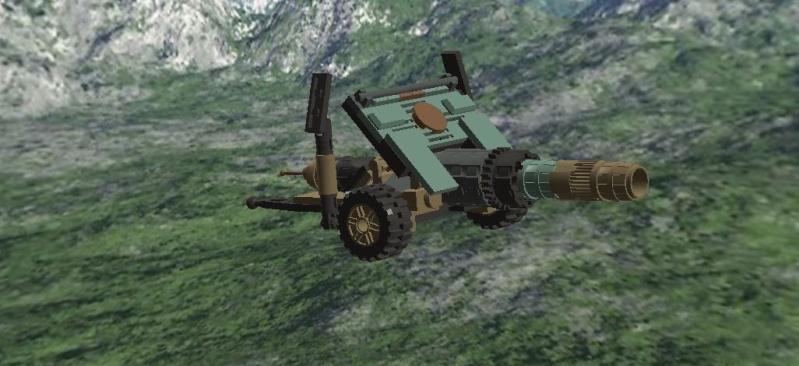 TAU-4 Towed Artillery Unit Ta-4_310