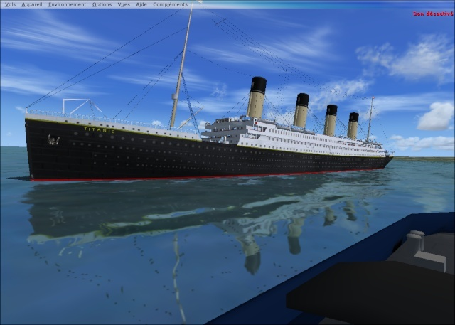Titanic dans Flight Simulator X Sans_t12