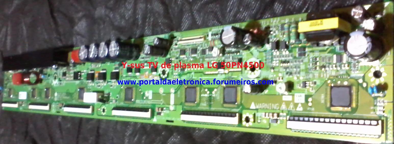Dicas de Eletrônica 50pn4510
