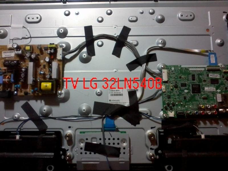 Televisor LG 32LN540B sem imagem, somente o áudio. Tv-lg-14