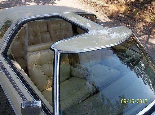 1978 Caprice Landau w/ skyroof 00110