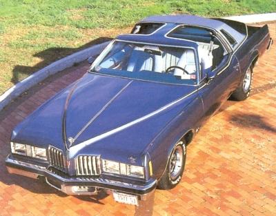 1978 Caprice Landau w/ skyroof 1973-110