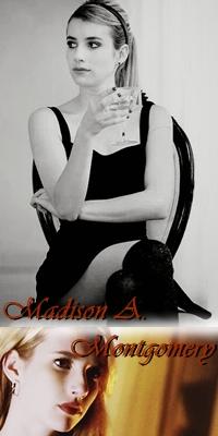 Madison A. Montgomery