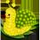 Le Palmier => Fruit de Palme Floral17