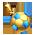 Pégacorne Bleu Océan => Aigue-Marine Limite10
