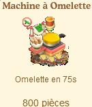 Machine à Omelette / Machine Express à Omelette Sans_263